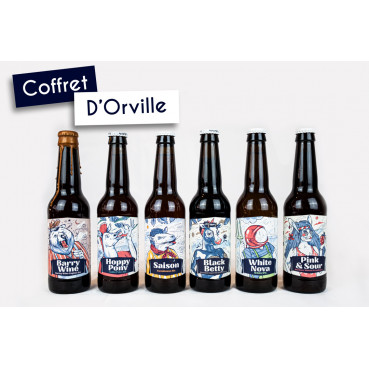 Orville - 6 Bières