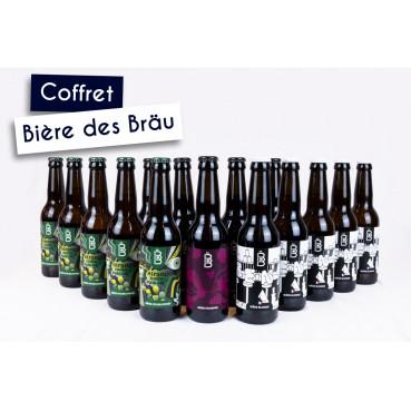 Bières des Bräu - 15 bières