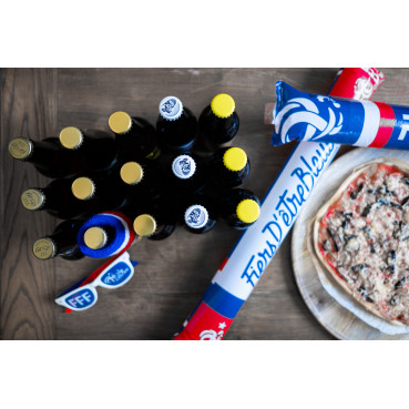 Bière de match - 15 bières