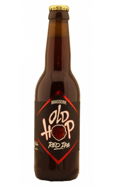 La red I.P.A Old Hop