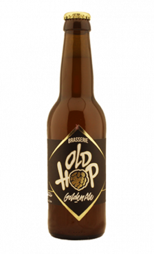 La golden ale Old Hop