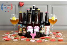 Coffret découverte de bières : le cadeau idéal